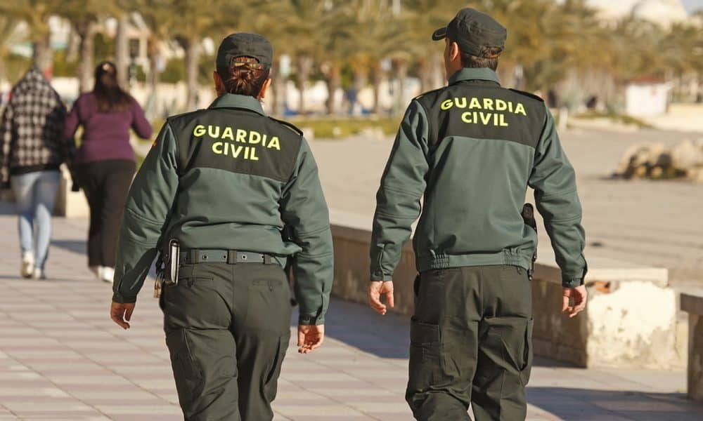 ser guardia civil